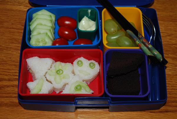 cucumbers tomatoes wasabi sauce wasabi veganaise. Black Bedroom Furniture Sets. Home Design Ideas